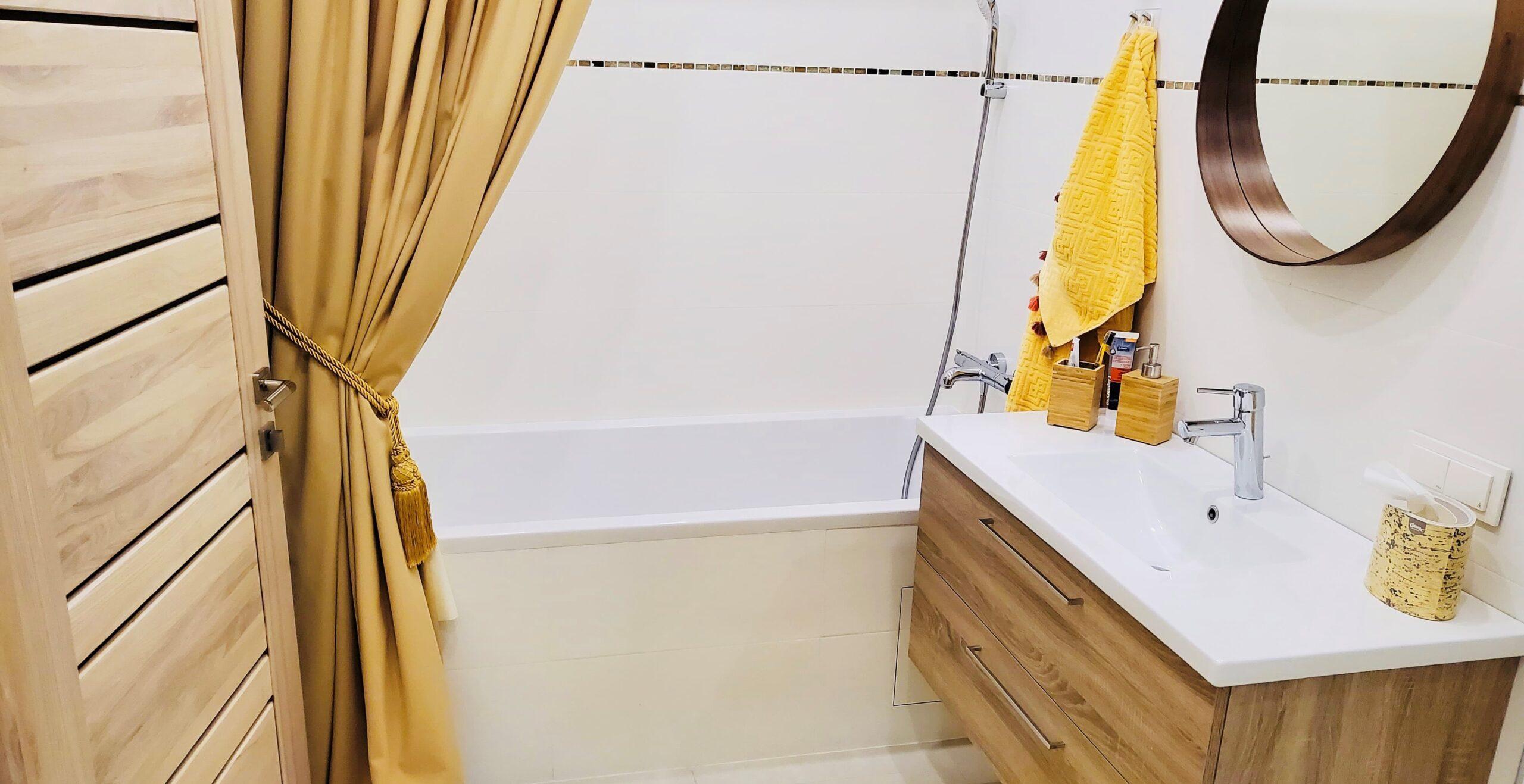 daugiabučio vonia